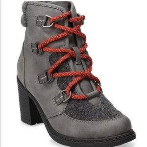 NEW Sonoma SugarGlider High Ankle Boots